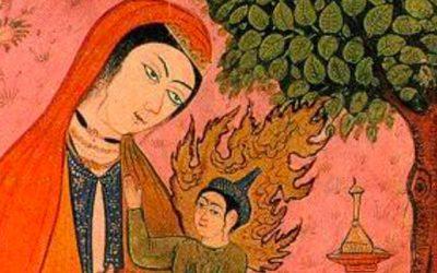 مريم بين السورة والصورة